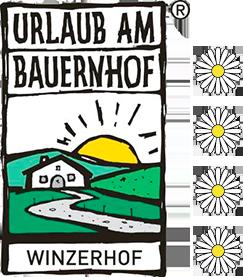 Urlaub am Winzerhof 4 Blumen