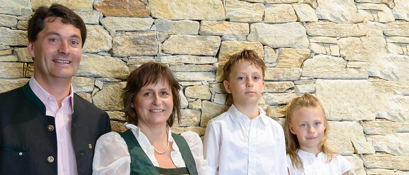 Familie Rosenberger