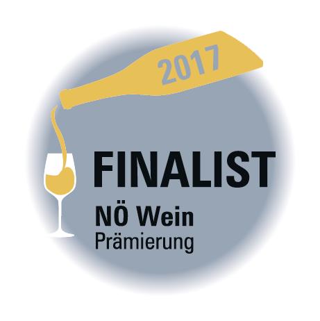 Finalist bei der NÖ WEIN 2017