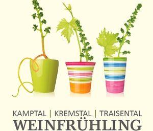 Verschoben: Weinfrühling 2020 im Kamptal | Kremstal | Traisental